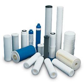 Various Water Filters